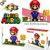 "Конструктор Мир Марио - ""Mario World"" - 2416 деталей"