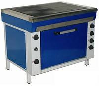 Плита промышленная электрическая Эфес Эталон ЭПК-4Ш с духовкой