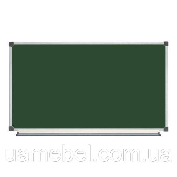 Школьная доска магнитная меловая 90х50 см