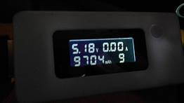 Портативное зарядное устройство Power Bank Hoco B31 Rege 20000 mAh Серый