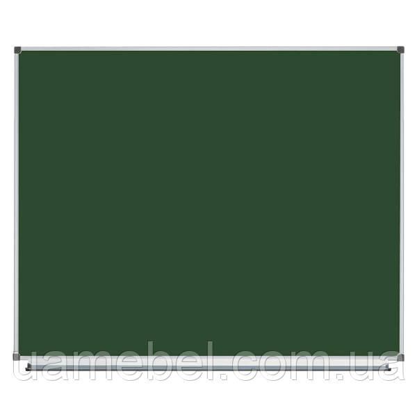 Школьная доска магнитная меловая 150х100 см
