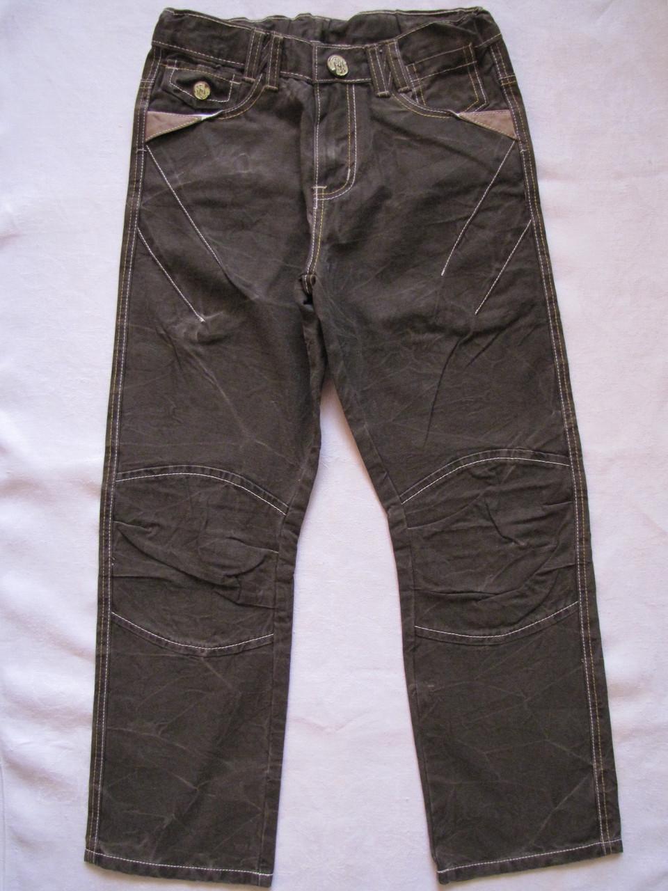 Стильные брюки для мальчиков 110,122,134,140,146 роста