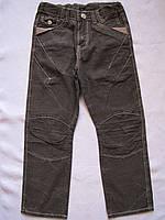 Стильные брюки для мальчиков Наколенники