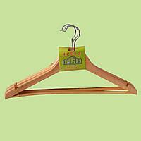 Плечики-вешалки деревянные для одежды Helfer