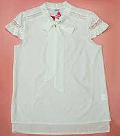 Нарядная блузка для девочки рост 146.152.158.164 см, фото 1
