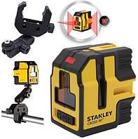 Профессиональный лазер STANLEY CROSS 90, фото 1