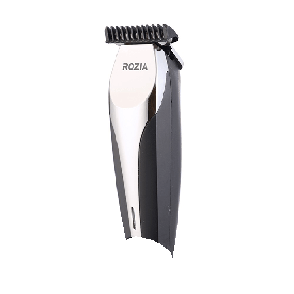 Машинка для стрижки волос ROZIA HQ-241  + ПОДАРОК: Настенный Фонарик с регулятором BL-8772A