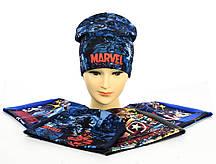 """Трикотажные шапки """"Marvel"""""""