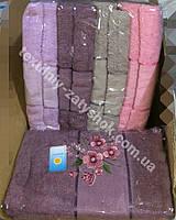 Рушник махровий 50*90 з вишивкою