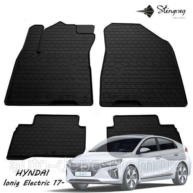 Автомобильные коврики Hyundai Lonig Electric 2017- Stingray