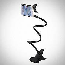 Универсальный держатель мобильного телефона или планшета UTM Black, фото 2