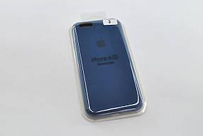 Чохол для телефону iPhone 7 + / 8 + Silicone Case original FULL №3 mist blue