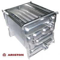 Главный теплообменник на конденсационный газовый котел Ariston CARES PREMIUM 65114230