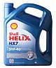 Моторное масло  Shell Helix HX7 5W-40 (SN/CF A3/B4) 4л