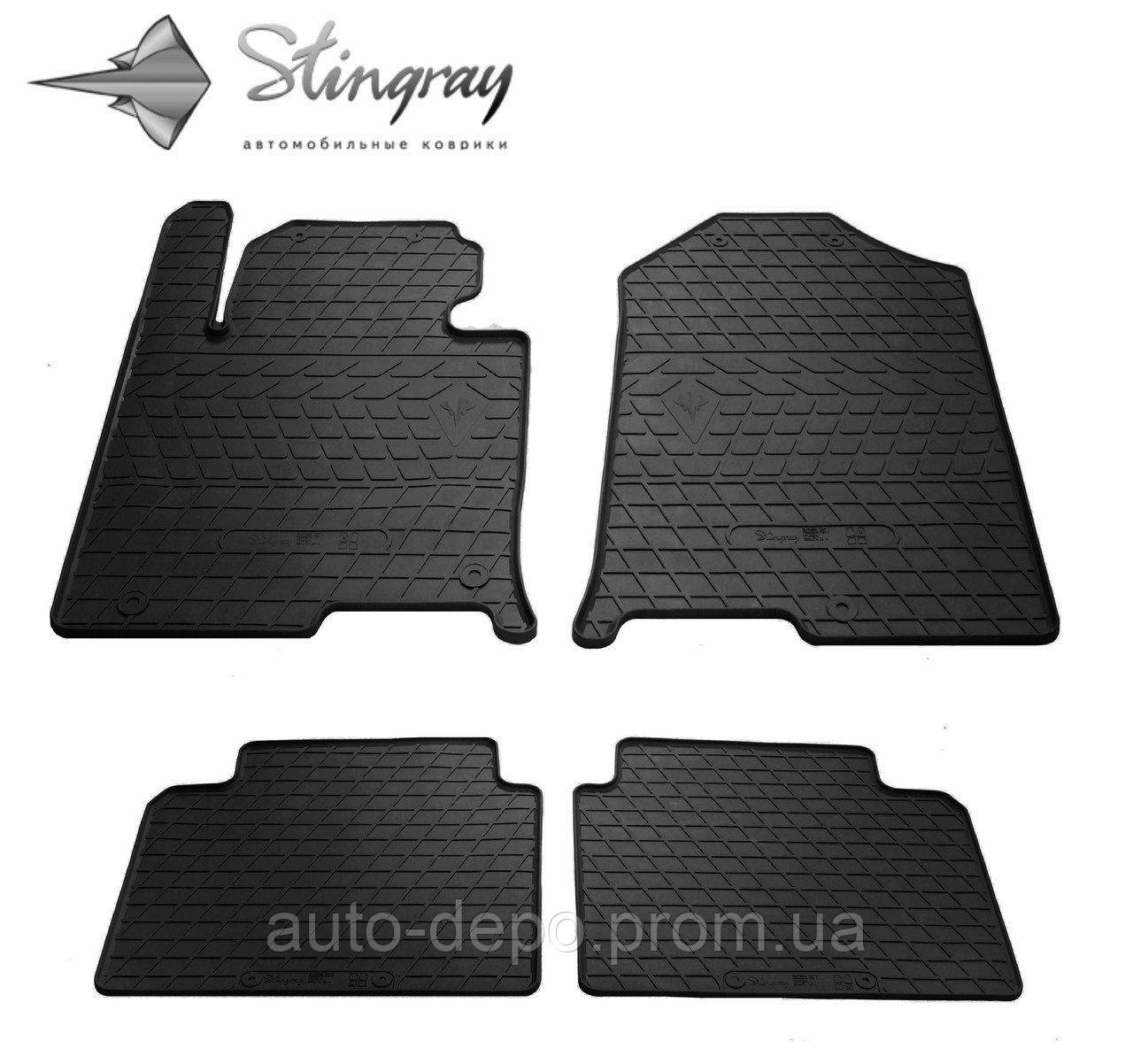 Автомобільні килимки Hyundai Sonata 2016 - Stingray