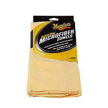 Meguiar's X2010EU Supreme Shine Microfiber Towel - Полотенце микрофибровое (40х60 см.)