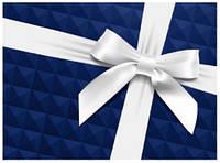 Пакет подарочный бумажный гигант горизонтальный 46х32х15 (28-036)