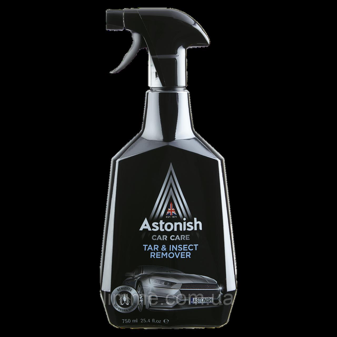 Очиститель гудрона и следов насекомых Astonish Tar & Inseсt Remover 750 мл.