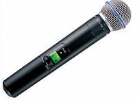 Вокальний радиомикрофон Shure SLX2 Beta58 для радиосистем