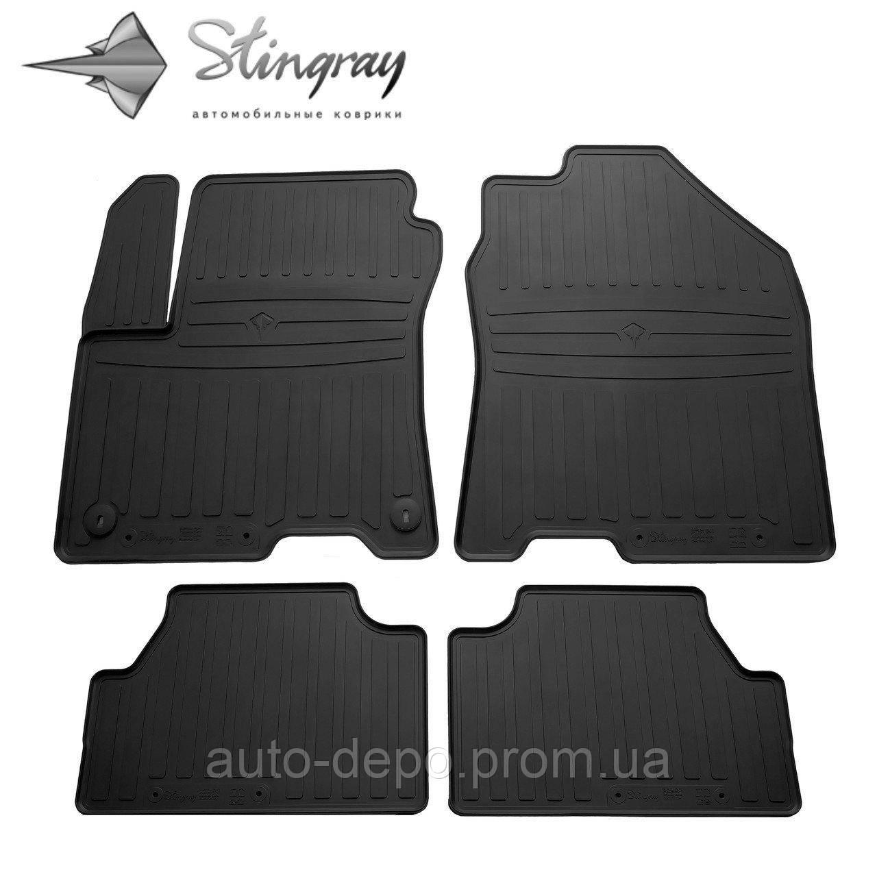 Автомобільні килимки Hyundai Kona Electric 2018 - Stingray