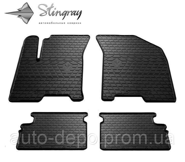 Автомобильные коврики для Chevrolet Aveo (T250) 2004- Stingray