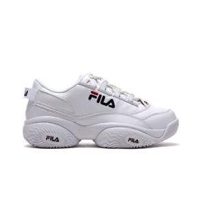 Кроссовки Fila Concours low 96 White Белые
