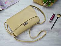 Маленькая бежевая сумочка, фото 1