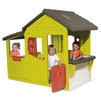 Оригинал. Игровой домик со звонком Neo Floralie Smoby 310300