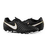 Бутсы пластик Бутсы Nike Tiempo Rio IV FG 897759-002(01-09-10) 43
