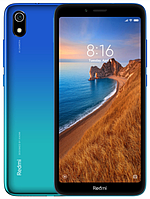 "Xiaomi Redmi 7A Gem Blue 2/32 Gb, 5.45"", Snapdragon 439, 3G, 4G (Global)"