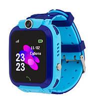 Детские умные часы DF40 Голубые