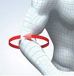 Бандаж на локтевой сустав переменная фиксация неопрен Aurafix 307, фото 5