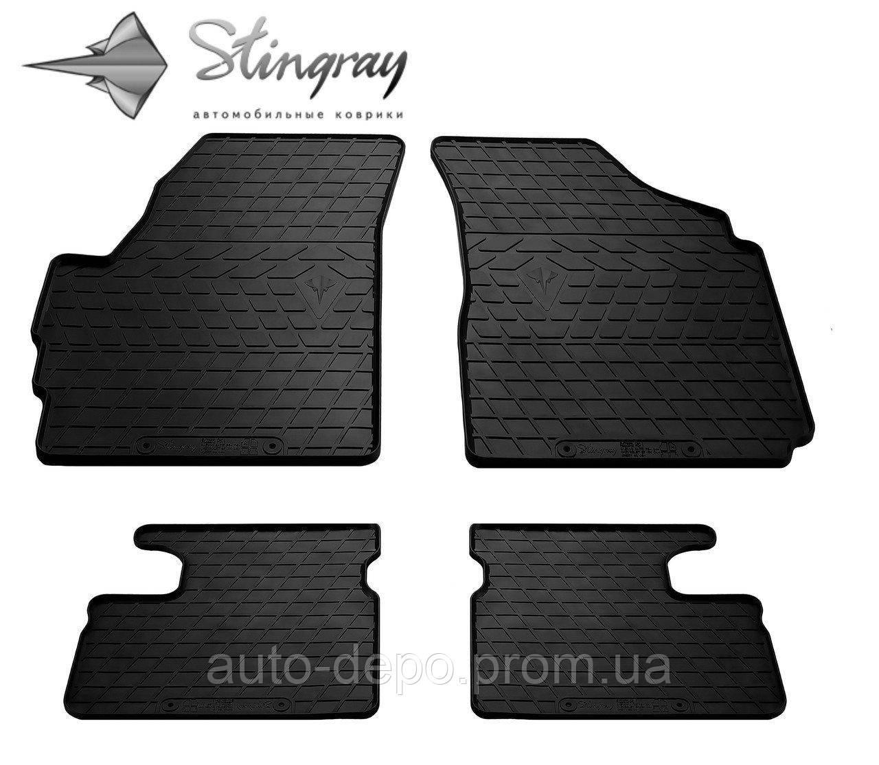 Автомобильные коврики для Chevrolet Spark (M200, M250) 2004- Stingray