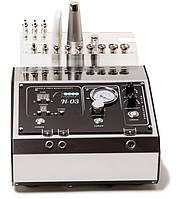 N-03 косметологический комбайн ( скрабер, электропорация, микродермабразия)