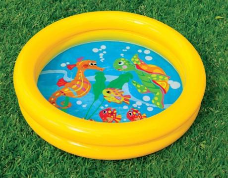 Детский бассейн intex 61*15 см