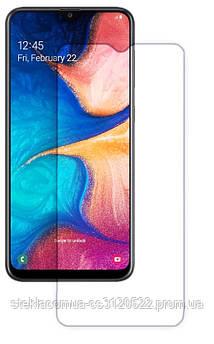 Защитное стекло 2.5D Samsung A20