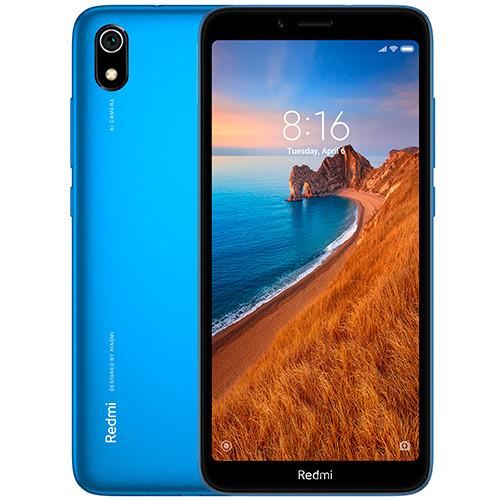 Смартфон Xiaomi Redmi 7A 2/16Gb Matte Blue Global version (EU) 12 мес