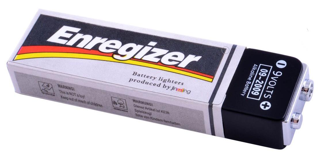 Зажигалка 2156 Батарейка