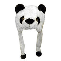 Шапка с ушками Панда