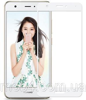 Защитное стекло для Huawei (Хуавей) Nova (На весь экран)