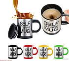 [ОПТ] Кружка самомешалка Self Stirring Mug, фото 2
