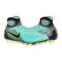 Бутсы пластик женские Nike Magista Obra 2 FG W 844205-400(01-08-03) 41