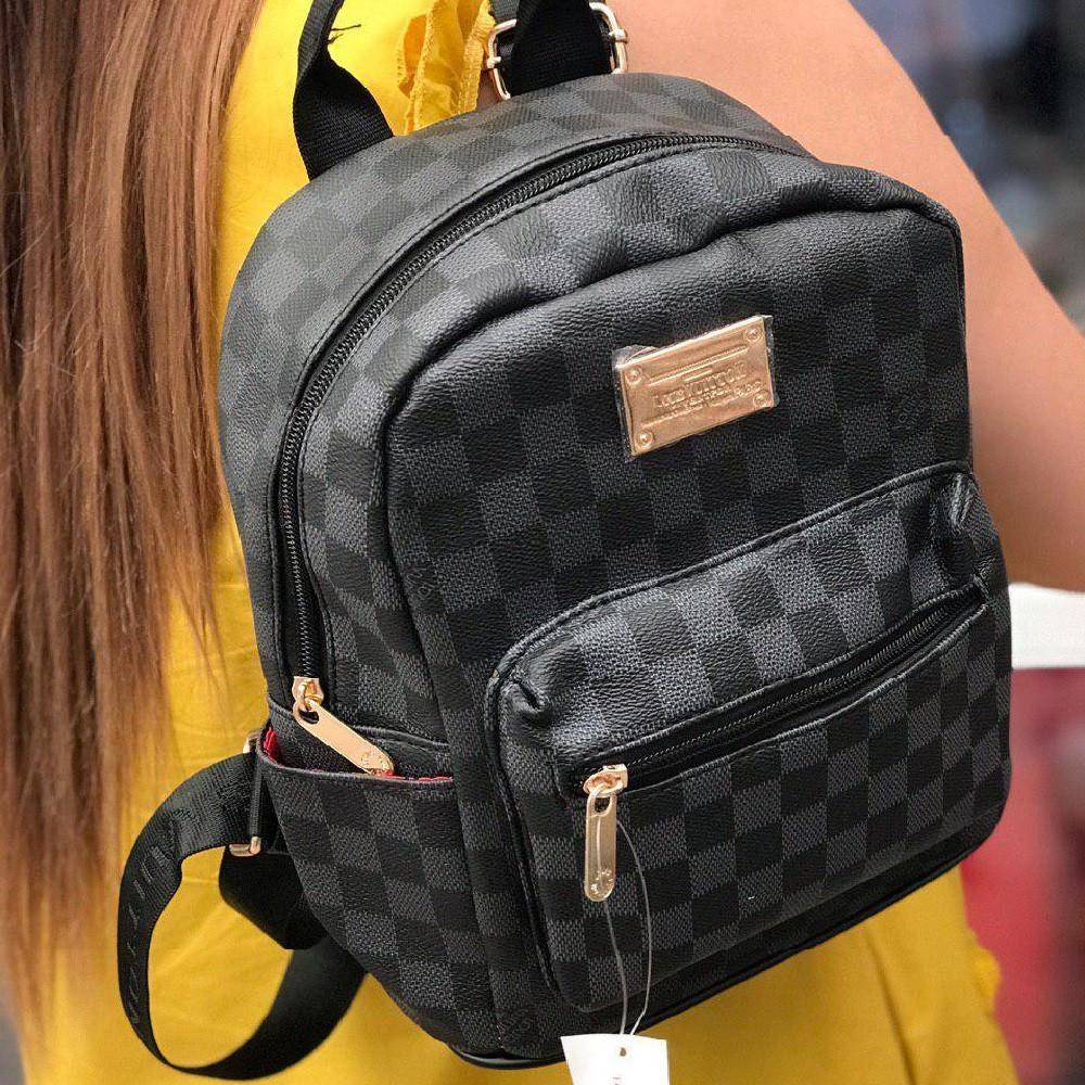 Женский рюкзак Louis Vuitton в четырех цветах