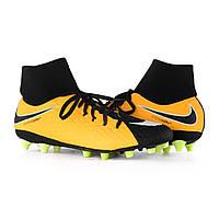 Бутсы мультигрунт Nike Hypervenom Phelon 3 DF AG-Pro 917763-801(01-07-14) 45