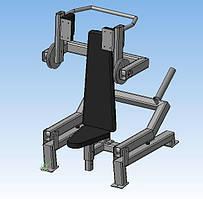 Доопрацювання тренажера або проект обладнання