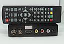 Цифровой TV-тюнер DVB-T2 эфирный IPTV+YouTube+MEGOGO- kinolife. купить Тюнер Т2+WiFi -5db в комплекте, фото 2