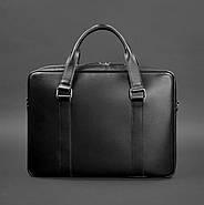 Ділова сумка для ноутбука і документів (графіт), фото 3