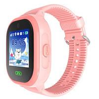 Детские умные часы DF30 Розовые