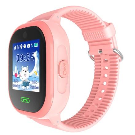Детские умные часы DF30 Розовые, фото 1