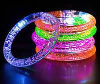 Светящиеся браслеты, кольца